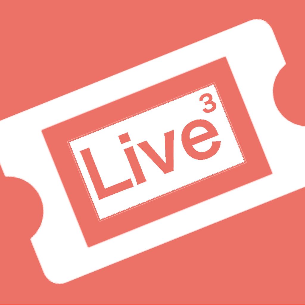LIVE3 - 今夜、何する? ライブ・イベントのキュレーション
